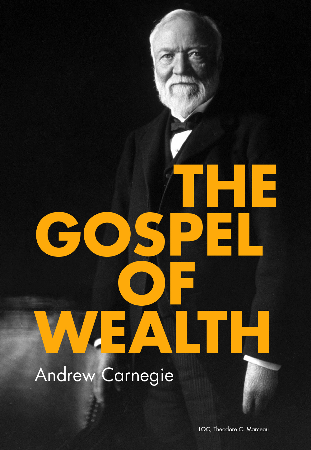 Gospel of Wealth cover