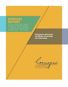 Carnegie Corporation of New York 2018 Annual Report