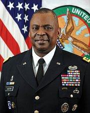 General Lloyd J. Austin III, U.S. Army (Ret.)
