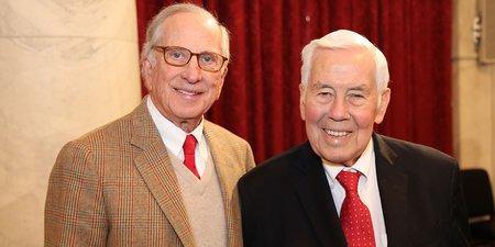 Senator Richard Lugar, Nuclear Security Pioneer, Dies at 87