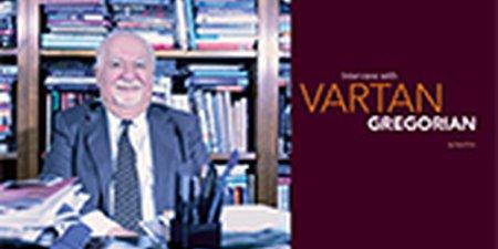 Interview with Vartan Gregorian