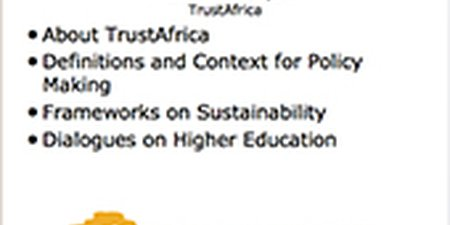 Developing and Retaining the Next Generation of African Academics: Sustaining the next generation