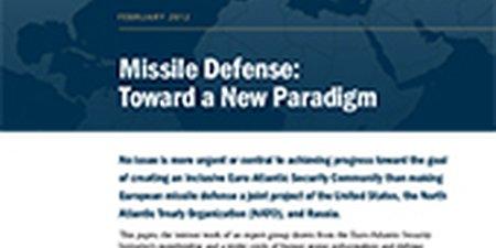 Missile Defense: Toward a New Paradigm