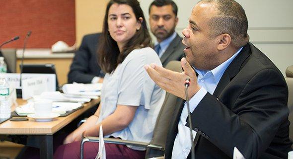 Eric Ward, Program Officer, Ford Foundation