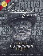 Carnegie Reporter Vol. 6/No. 3