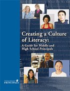 Creating a Culture of Literacy: A Guide for Middle and High School Principals