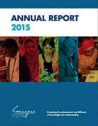 Carnegie Corporation of New York 2015 Annual Report