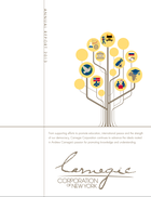 Carnegie Corporation of New York 2013 Annual Report
