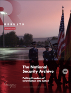 The National Security Archive: Putting Freedom of Information into Action