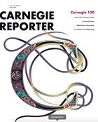 Carnegie Reporter Vol 12/Number 1