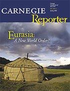 Carnegie Reporter Vol. 3/No. 4