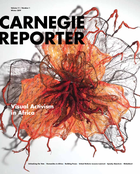 Carnegie Reporter Cover Vol. 11 No. 1