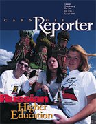 Carnegie Reporter Vol. 1/No. 1